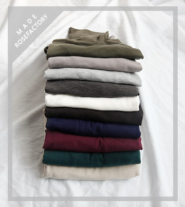[자체제작]ten shadows of tee (10colors!)